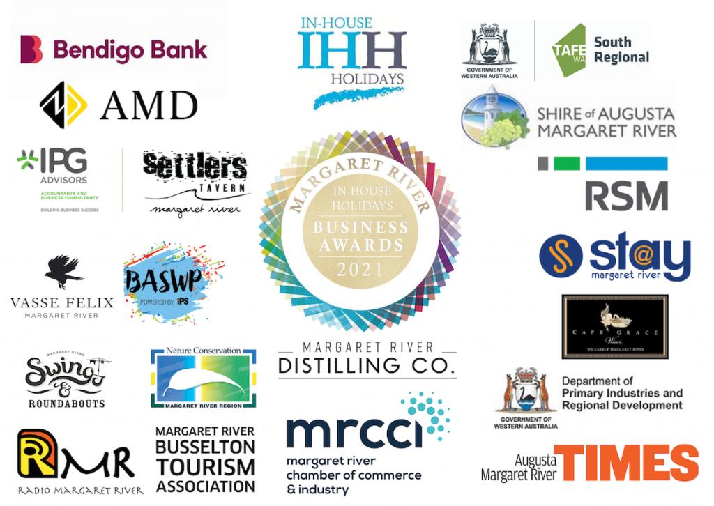 Margaret River Business Awards 2021 Sponsors